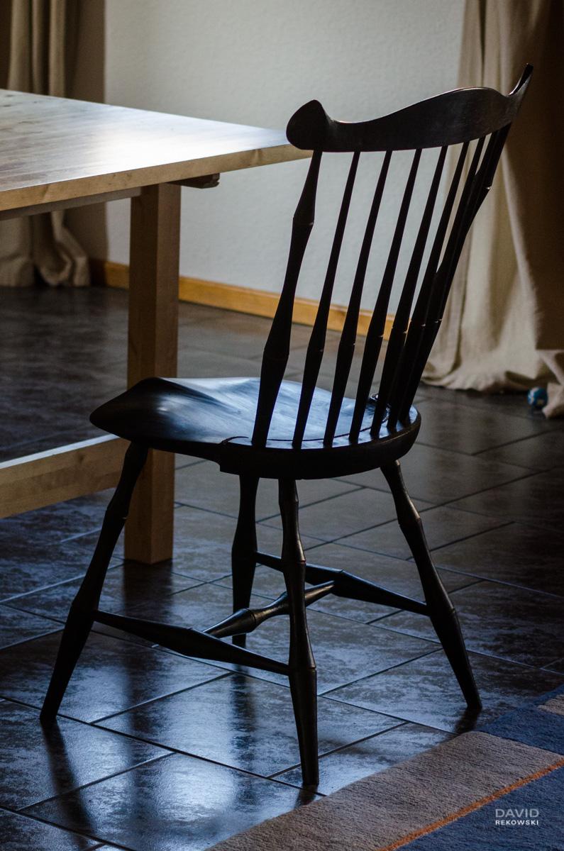 rekowski / home / woodworking / first-windsor-chair.md